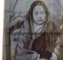 Chinku Maharani, great grandmother of Jyotiraditya Scindia